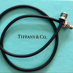 Authentic Tiffany & Co. Paloma's groove necklace